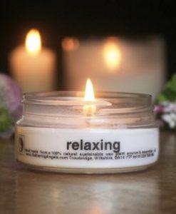 Organic Travel/Bathroom Candles