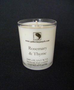 Organic Plant Wax Candles